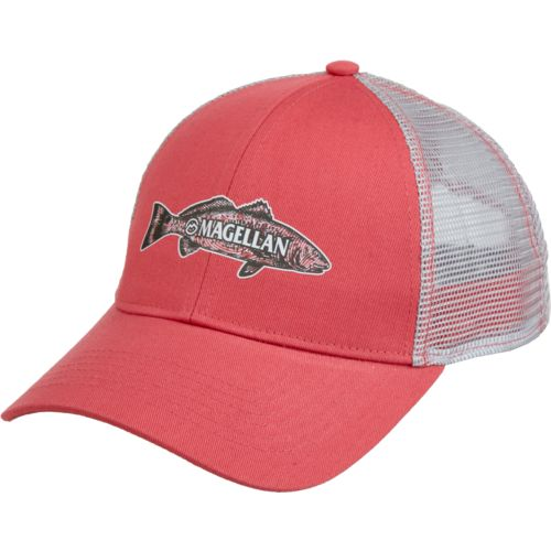 Magellan Outdoors Men's Redfish Trucker Cap