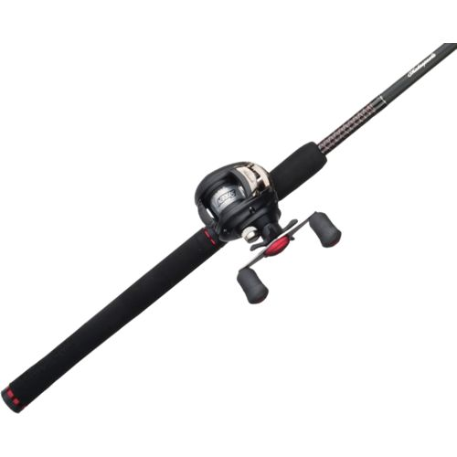 Ugly Stik® GX2™ 6'6' M Baitcast Rod and Reel Combo