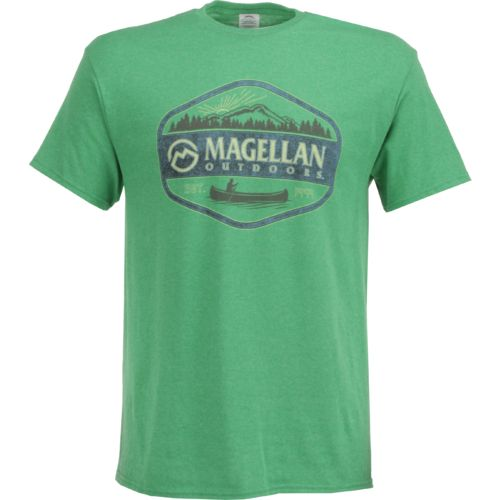 Magellan Outdoors Men's Canoe Patch T-shirt