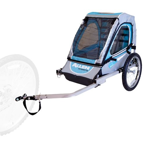 Allen Sports 1-Child Jogger & Bicycle Trailer - view number 2
