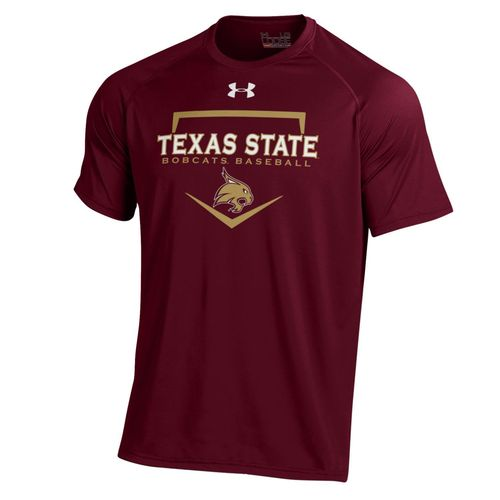 Under Armour Men's Texas State University Tech T-shirt