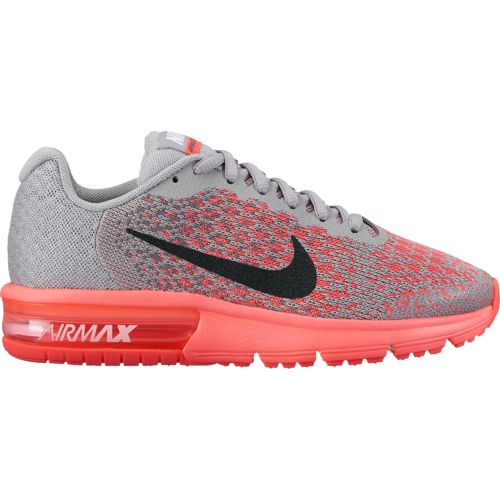 Nike Girls' Air Max Sequent 2 Running Shoes