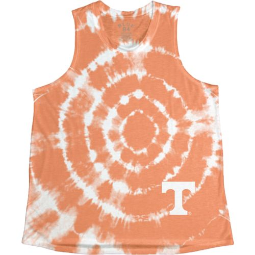 Blue 84 Women's University of Tennessee Retro Liquid Muscle Tank Top