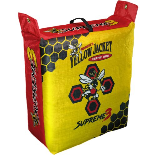 Display product reviews for Morrell Yellow Jacket Supreme Field Point Bag Target