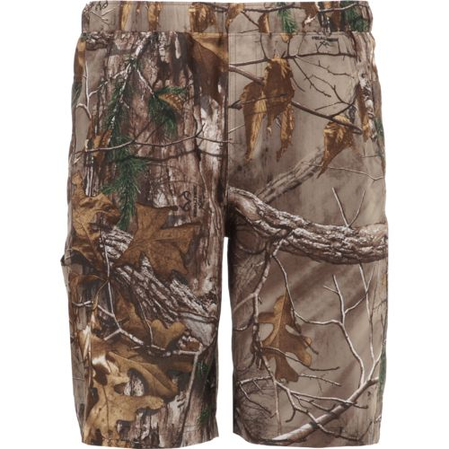 Display product reviews for Magellan Outdoors Men's Caddo Lake Realtree Short