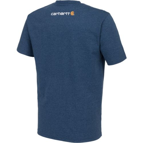 Carhartt Men's Short Sleeve Logo T-shirt - view number 2