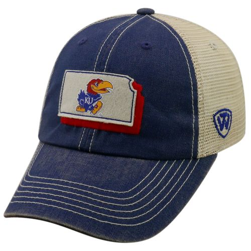 Top of the World Men's University of Kansas United Cap