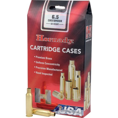 Hornady 6.5mm Creedmoor Unprimed Cases - view number 1
