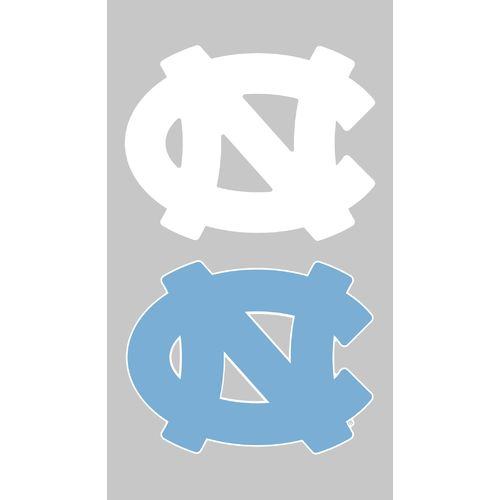 Stockdale University of North Carolina Window Decals 2-Pack
