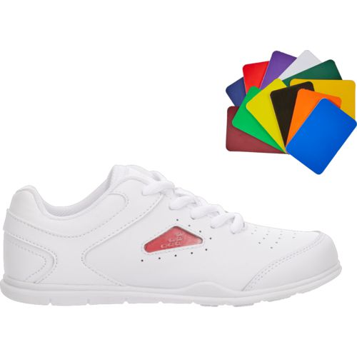 Display product reviews for BCG Girls' Youth Cheer Squad Cheerleading Shoes