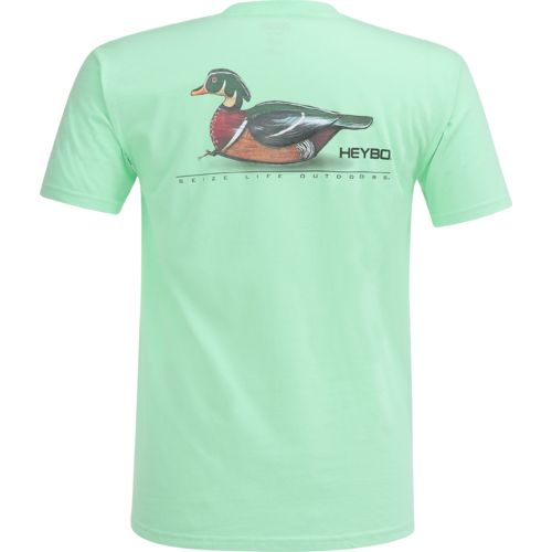 Heybo Men's Wood Duck Decoy T-shirt - view number 1
