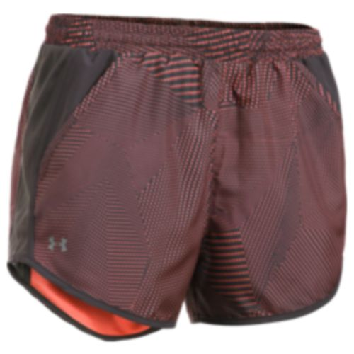 Display product reviews for Under Armour Women's Fly By Printed Running Short