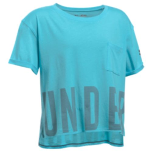 Under Armour Girls' Studio Short Sleeve Shirt