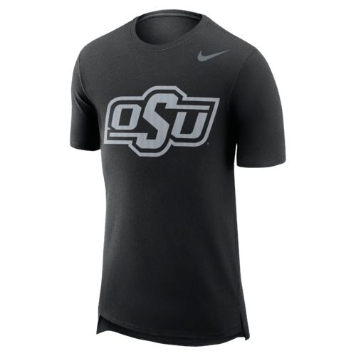 Nike™ Men's Oklahoma State University Enzyme Droptail T-shirt
