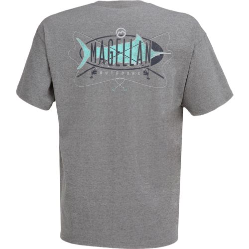 Magellan Outdoors Men's Crossed Poles Marlin T-shirt - view number 1