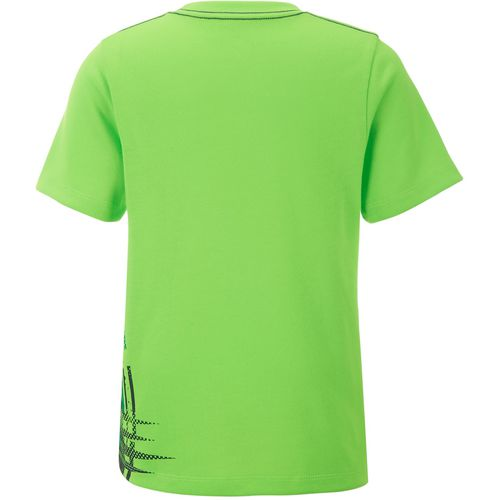 adidas Boys' Neon Dynamic Wrap T-shirt - view number 2