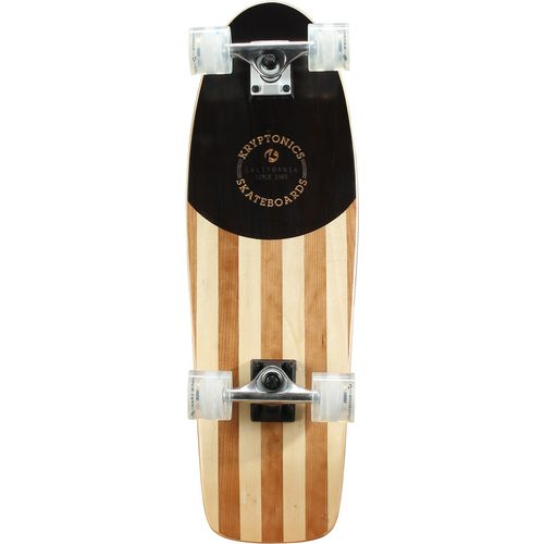 Kryptonics In-Lay Cruiser Boss 28 in Skateboard