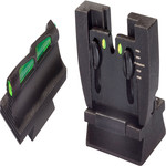 HIVIZ Shooting Systems LITEWAVE Interchangeable Ruger 10/22 Rifle Front and Rear Sight Set - view number 1