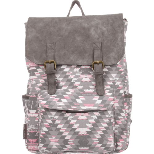 Emma & Chloe Girls' Flap Backpack