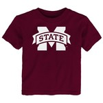 Gen2 Toddler's Mississippi State University Primary Logo Short Sleeve T-shirt - view number 1