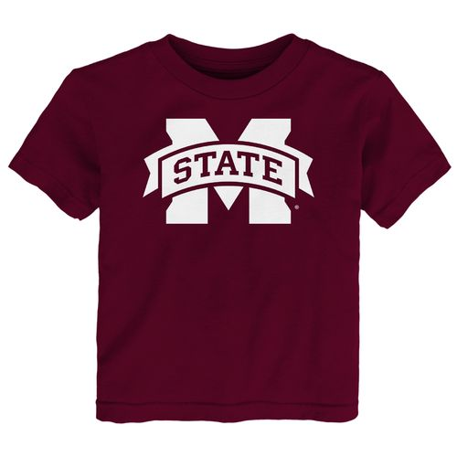 Gen2 Toddler's Mississippi State University Primary Logo Short Sleeve T-shirt