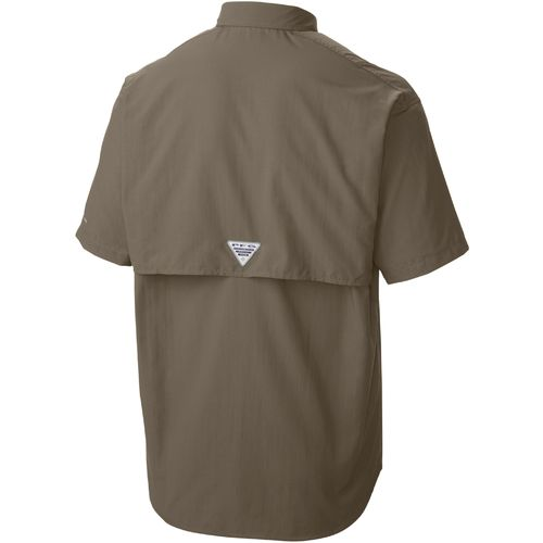 Columbia Sportswear Men's Performance Fishing Gear Bahamas II Big & Tall Short Sleeve Shirt - view number 2