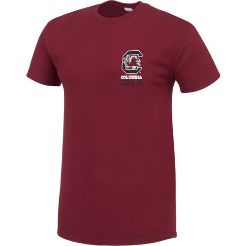 New World Graphics Men's University of South Carolina Welcome Sign T-shirt - view number 3