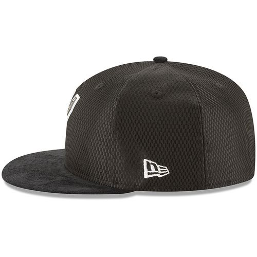 New Era Men's San Antonio Spurs 59FIFTY Team On Court Cap - view number 5
