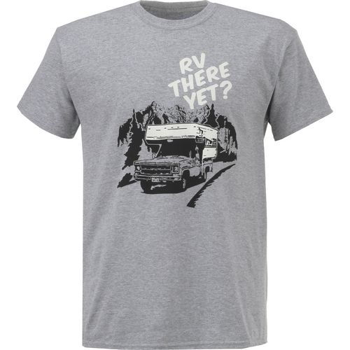 POINT Sportswear Outdoor Enthusiast Men's RV There Yet Short Sleeve T-shirt - view number 1