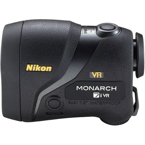 Nikon Monarch 7i VR 6 x 21 Laser Range Finder - view number 5