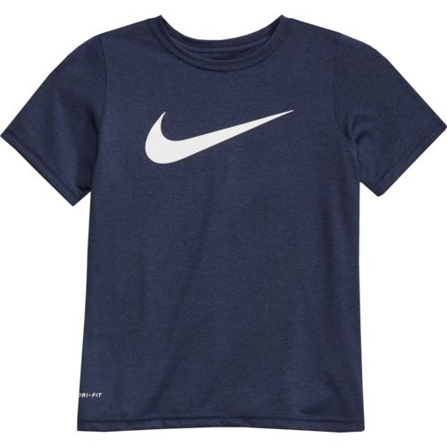 Nike Boys' Dry Legend Swoosh T-shirt - view number 4