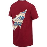 New World Graphics Women's Florida State University Logo Aztec T-shirt - view number 2