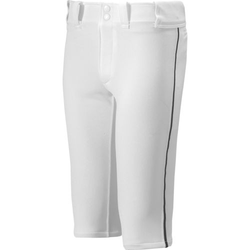 Mizuno Boys' Select Short Piped Baseball Pant