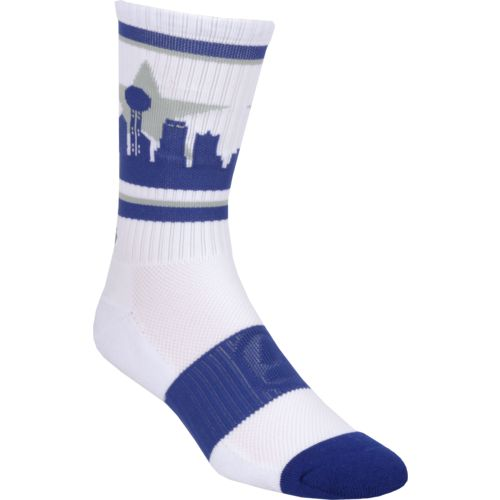 Skyline Dallas Crew Socks - view number 2