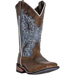 Laredo Women's Isla Distressed Leather Western Boots - view number 1