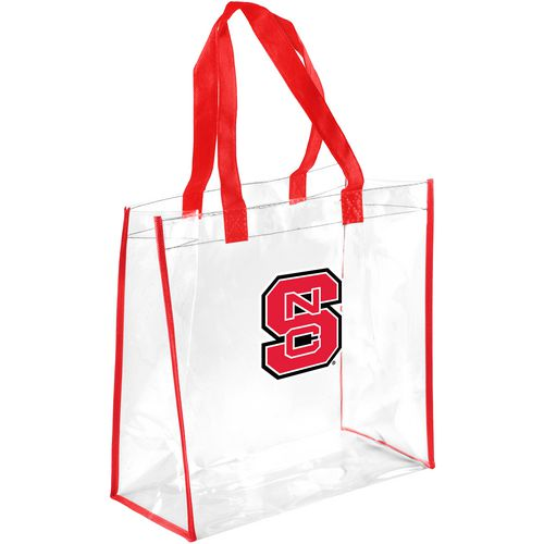 Forever Collectibles North Carolina State University Clear Reusable Bag - view number 1