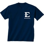 New World Graphics Women's East Tennessee State University Terrain State T-shirt - view number 1