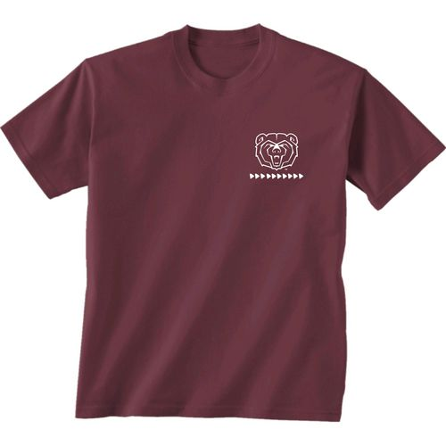 New World Graphics Women's Missouri State University Terrain State T-shirt - view number 2