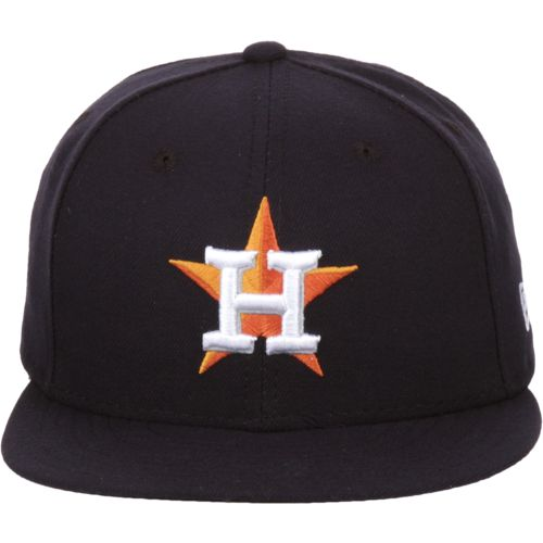 New Era Men's Houston Astros 59FIFTY AC Performance Cap