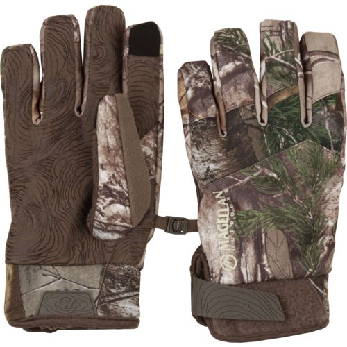 Display product reviews for Magellan Outdoors Men's Ozark Heavyweight 2-in-1 Camo Hunting Glove