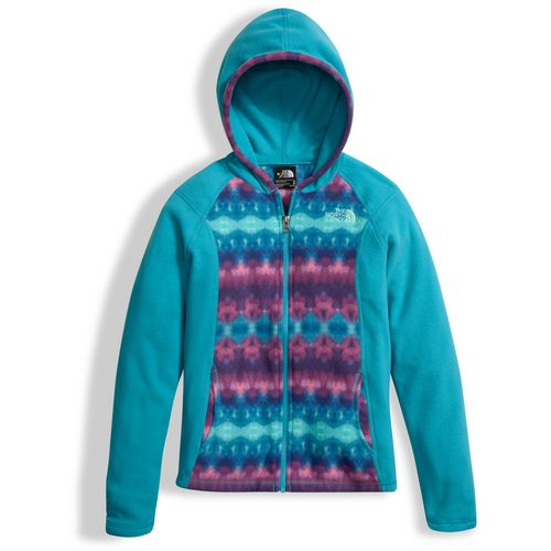 The North Face Girls' Glacier Full Zip Hoodie - view number 1