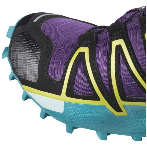 Salomon Women's Speedcross 4 GORE-TEX Trail Running Shoes - view number 4