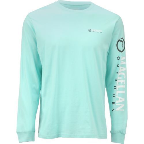 Magellan Outdoors Adults' Long Sleeve Graphic T-shirt