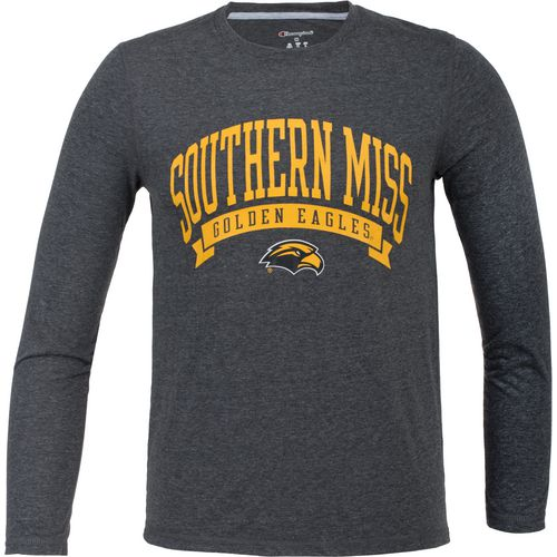 Champion Men's University of Southern Mississippi In Pursuit Long Sleeve T-shirt