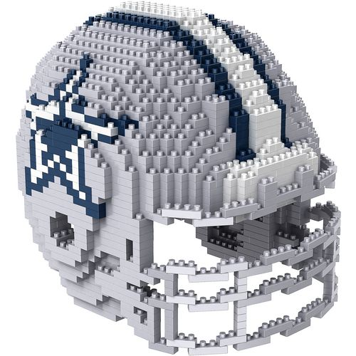 Forever Collectibles™ Dallas Cowboys 3-D BRXLZ Helmet Puzzle