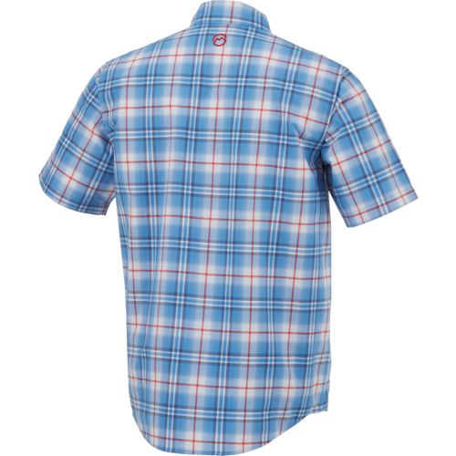 Magellan Outdoors Men's Pecos Ridge Short Sleeve Shirt - view number 2