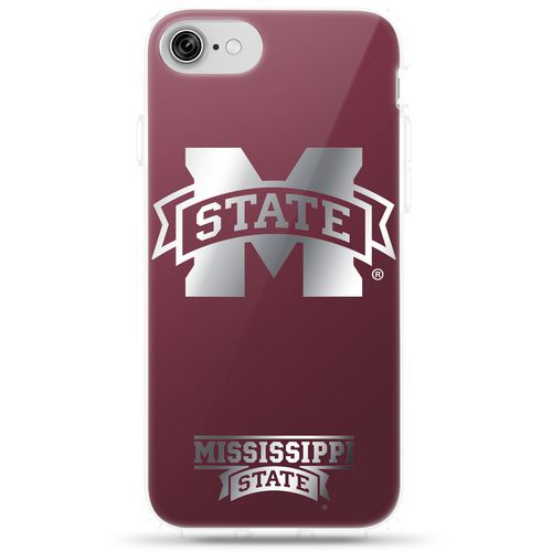 Mizco Mississippi State University Metallic iPhone 7 Case