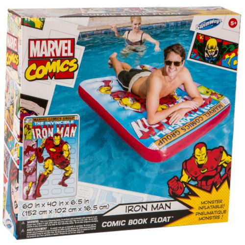 SwimWays Marvel 60 in Comic Book Pool Float - view number 8