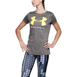 Under Armour Women's Tech Graphic T-shirt - view number 1