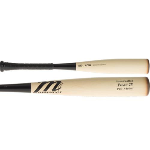 Display product reviews for Marucci Adults' Posey28 Pro Metal Alloy Baseball Bat -3